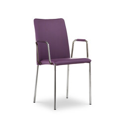 Silvy PB | Visitors chairs / Side chairs | Midj