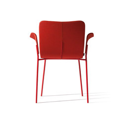 Miró 412 T | Visitors chairs / Side chairs | Capdell