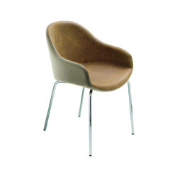 Sonny PB MT | Visitors chairs / Side chairs | Midj S.p.A.