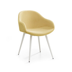 Sonny PB Q | Visitors chairs / Side chairs | Midj