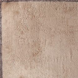 Moroccan Touch MTBorder beige/brown mix | Rugs | Amini