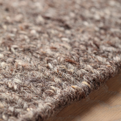 Bali Wool brown | Rugs | Amini