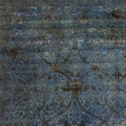 Broccato I blue affresco | Rugs | Amini