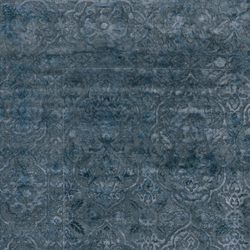 Broccato II blue affresco | Rugs | Amini