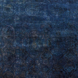 Broccato II night blue | Rugs | Amini