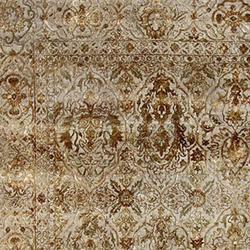 Broccato II sandstone | Rugs / Designer rugs | Amini