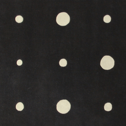 Bubbles JC-3 black white | Rugs | Amini