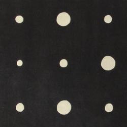 Bubbles JC-3 black white | Tappeti / Tappeti d'autore | Amini