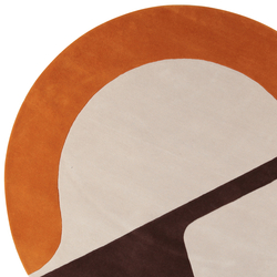 Isola JC-7 orange | Rugs | Amini