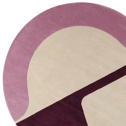 Isola JC-7 purple | Rugs | Amini