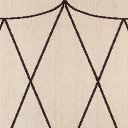 Lune Cara white | Rugs / Designer rugs | Amini
