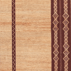Nema I natural brown | Rugs | Amini