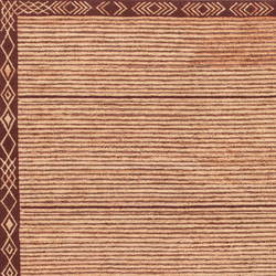 Nema III natural brown | Rugs | Amini