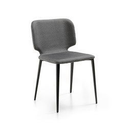 Wrap S | Visitors chairs / Side chairs | Midj