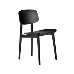 NY11 Dining Chair, Black | Sillas | NORR11