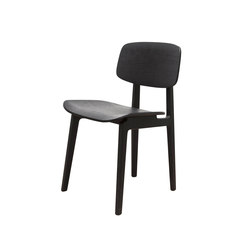 NY11 Dining Chair, Black | Chaises de restaurant | NORR11