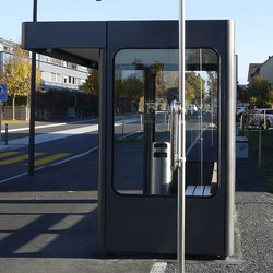 Classic | Bus stop shelters | Alledo by Christen