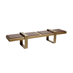 Horizon | Exterior benches | Alledo by Christen