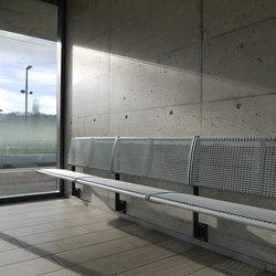 Rail | Sitzbänke | Alledo by Christen
