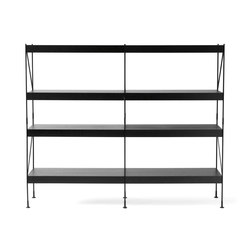 Zet storing system 2x4 | Office shelving systems | MENU