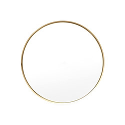 Darkly Mirror | L Brass | Mirrors | MENU