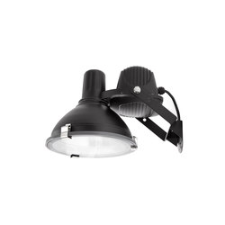 Industrial Wall lamp, Large/Black | General lighting | NORR11