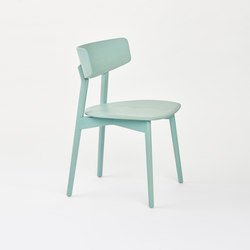 Marlon Solid Wood Dining Chair | Sedie visitatori | AXEL VEIT