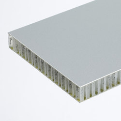 TOP-air® ALU | Verbundwerkstoff Platten | Design Composite