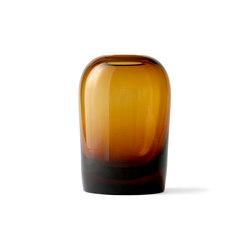 Troll Vase | XL Amber | Vases | MENU