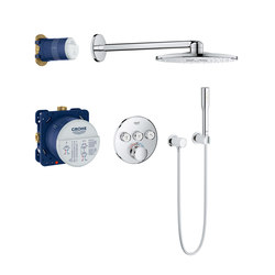Grohtherm SmartControl Perfect shower set with Rainshower 310 SmartActive | Shower controls | GROHE