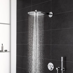Grohtherm SmartControl Perfect shower set with Rainshower 310 SmartActive | Shower taps / mixers | GROHE