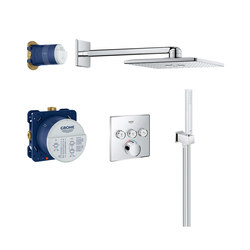 GROHE SmartControl Mixer Perfect shower set | Shower taps / mixers | GROHE