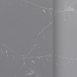 Unique Argento | Mineral composite panels | Compac