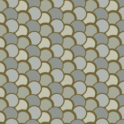 Figura Arcus | Wall coverings / wallpapers | Arte