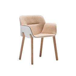 Nuez SO2770 | Visitors chairs / Side chairs | Andreu World