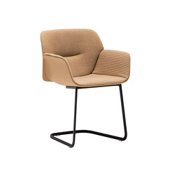 Nuez SO2771 | Visitors chairs / Side chairs | Andreu World