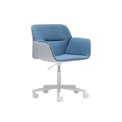 Nuez SO2773 | Visitors chairs / Side chairs | Andreu World