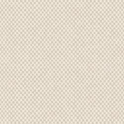 Flamant Caractère Damier | Carta parati / tappezzeria | Arte
