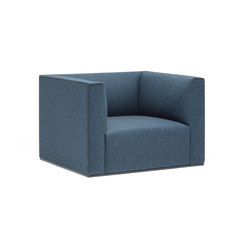 Grand Raglan BU2114 | Armchairs | Andreu World