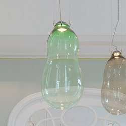 The Big Bubble glass lamp coloured Medium | General lighting | Tuttobene