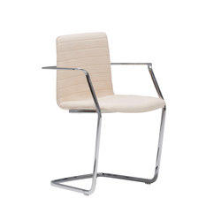 Flex High Back SO1633 | Visitors chairs / Side chairs | Andreu World