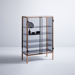 Shade glass cabinet | Display cabinets | Tuttobene