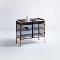 Shade glass cabinet | Vitrinen | Tuttobene
