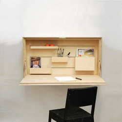 Wall desk | Escritorios | Tuttobene