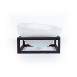 Round Square Opaque | Vases | Tuttobene