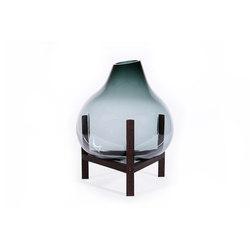 Round Square Smoke | Vases | Tuttobene