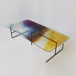 Picturesque Colour Tables | Mesas de centro | Tuttobene