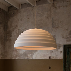RICE FIELD ACOUSTIC LAMPS - Suspended lights from Tuttobene
