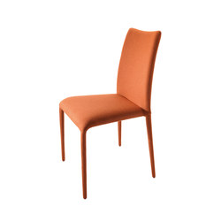 King | Visitors chairs / Side chairs | Midj S.p.A.