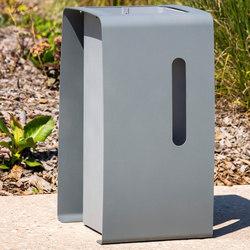Vélopark litter bin | Exterior bins | Concept Urbain